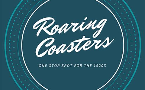 Logo for Roaring Coasters Website